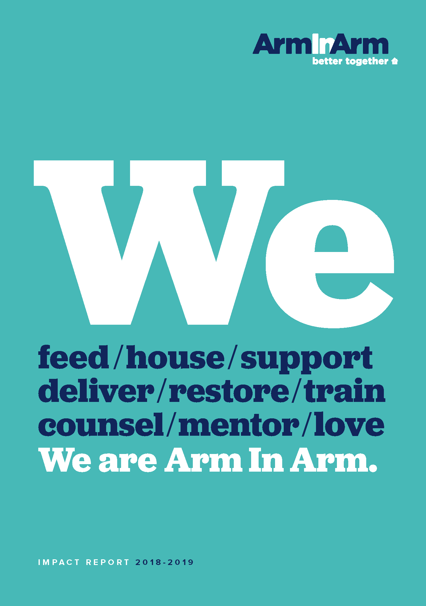 Arm In Arm - Financial Assistance
