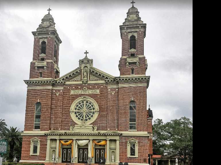 St. Joseph's Church Thibodaux