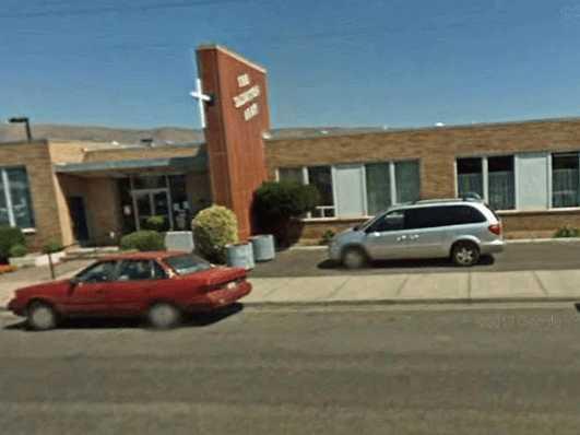 Salvation Army, Lewiston